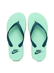 Nike Blue Aquaswift Thong In    NSW  Flip Flops