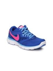 Nike Blue Flex Experience Run 3   Running  Sports Shoes
