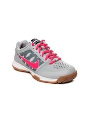 Nike Grey Court Shuttle V    Cricket  Sports Shoes