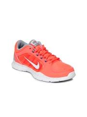 Nike Orange Flex Trainer 4    Training  Sports Shoes