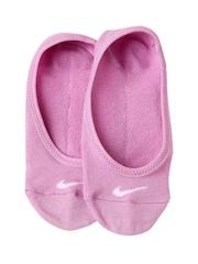 Nike Women Pink Performance Cotton Lightweight Socks