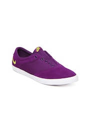 Nike Women Purple Mini Sneakers
