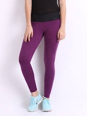 Nike Women Purple Legend 2.0 Training Tights