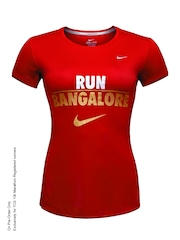 Nike Women TCS World 10K Official Race Day Tee (Enter Your Unique Registration Code As Coupon)