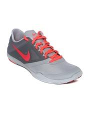Nike Women Grey Studio Trainer 2 Training Shoes