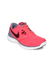 Nike Women Pink FLX Experience RN 3 MSL Running Shoes