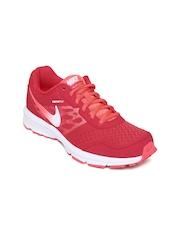Nike Women Red Air Relentless 4 MSL Running Shoes