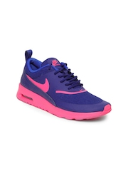 Nike Women Blue Air Max Thea Sports Shoes