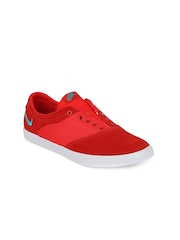 Nike Women Red Mini Sneakers