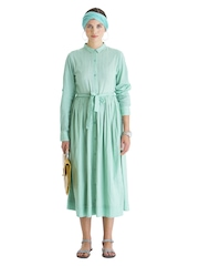 Nishka Lulla for Stylista Mint Green Ice Ice Baby Dress