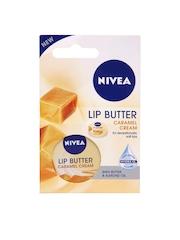 Nivea Caramel Cream Lip Butter
