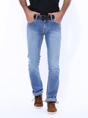 Numero Uno Men Blue Morice Slim Fit Jeans