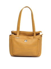 Nyk Mustard Yellow Handbag