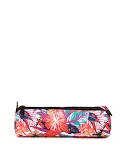 Roxy Women Multicoloured Printed Off The Wall Travel Pouch