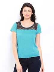 ONLY Women Blue Top