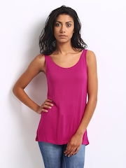 ONLY Women Fuchsia Pink Top