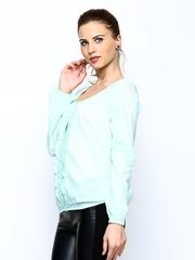 ONLY Women Mint Green Shirt