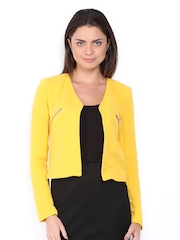 ONLY Women Yellow Jacket