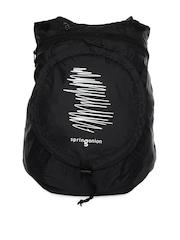 OTLS Unisex Black Deck Bag