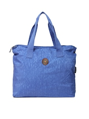 OTLS Unisex Blue Tote Bag