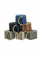 OTLS Unisex Set of 6 Belts