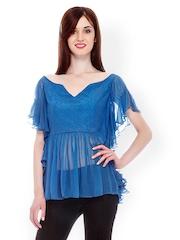 OZEL Women Blue Top