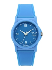 Omax Unisex Blue Dial Watch FS269
