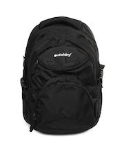 Outshiny Unisex Black Backpack