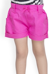 Oxolloxo Girls Pink Shorts
