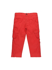 Oye Boys Red Trousers