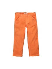 Oye Unisex Peach-Coloured Trousers