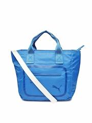 PUMA Blue Dazzle Handbag