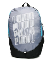 PUMA Unisex Grey Pioneer Backpack