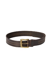 Paradigm Men Leather Belt
