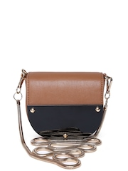 Parfois Brown Sling Bag