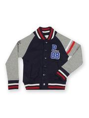 People Little Rock Star Boys Navy Sweatshirt