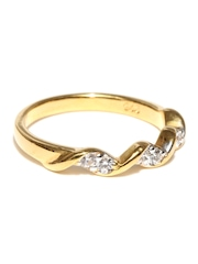 Peora Gold Plated Ring