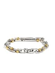 Peora Men Stainless Steel Bracelet