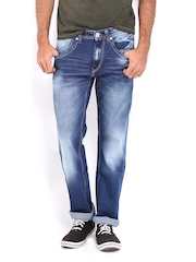 Pepe Jeans Men Blue Holborne Fit Jeans