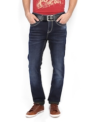 Pepe Jeans Men Blue Soho Super Slim Fit Jeans