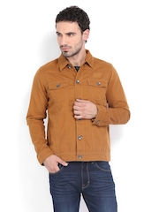 Pepe Jeans Men Khaki Jacket