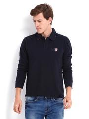 Pepe Jeans Men Navy Polo T-shirt