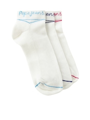 Pepe Jeans Women Set of 3 Socks