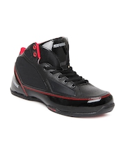 Performax Men Black Crossover Sports Shoes