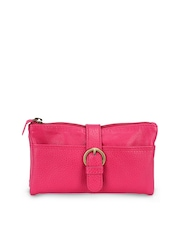 Phive Rivers Women Pink Leather Wallet