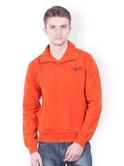 Platinum League Orange Sweatshirt