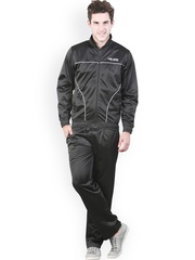 Platinum League Men Black Tracksuit