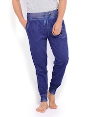 Playboy Men Royal Blue Lounge Pants LWHH