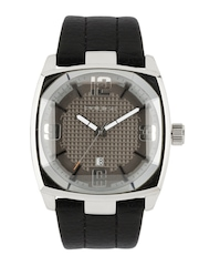 Police Men Grey Dial Watch