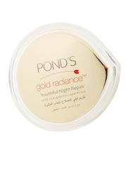 Ponds Gold Radiance Youthful Night Repair Moisturiser